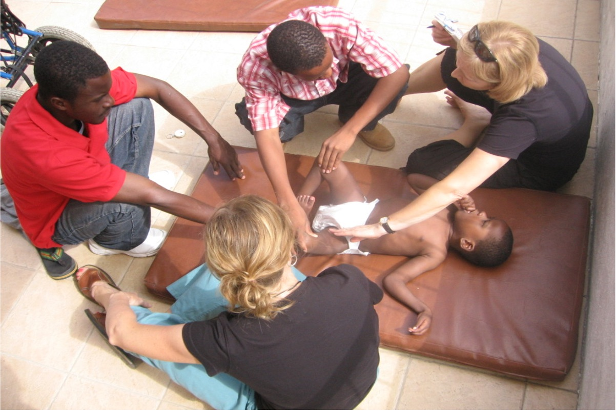 Haiti Rehabilitation